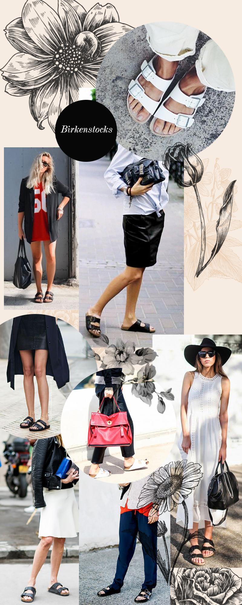 Birkenstock como usar We Fashion Trends