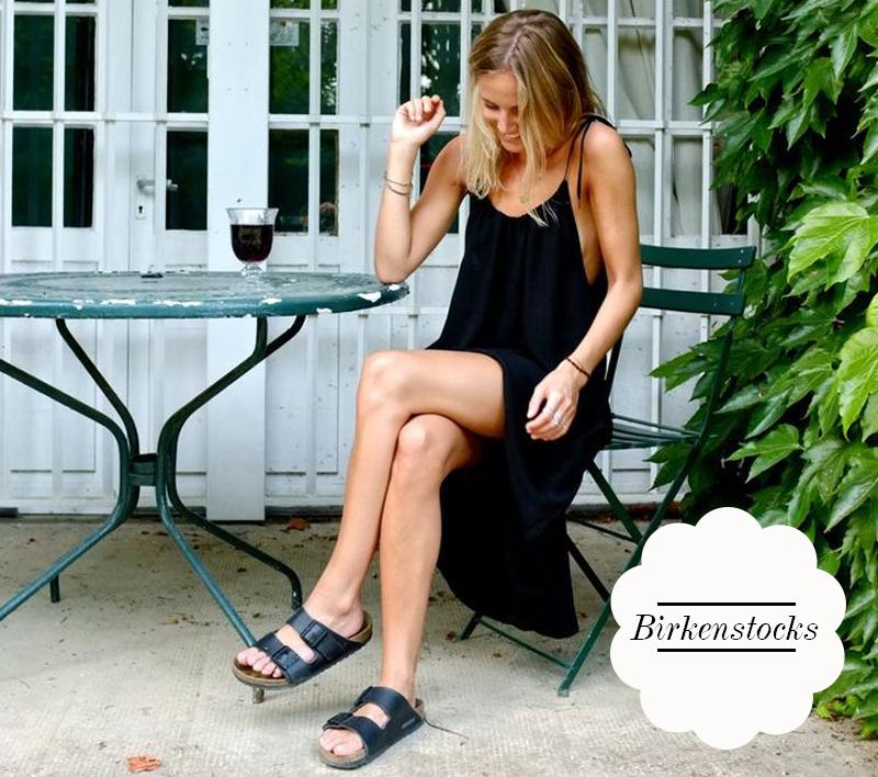 como usar Birkenstocks We Fashion Trends