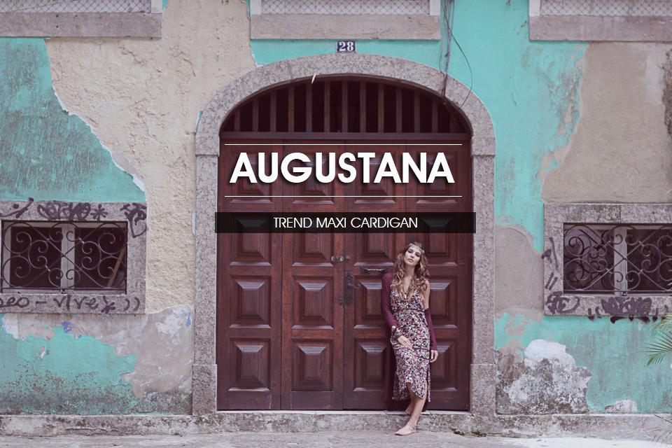 Augustana store trend alert maxi cardigan