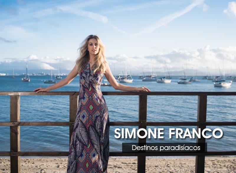 coleção de verão Simone Franco