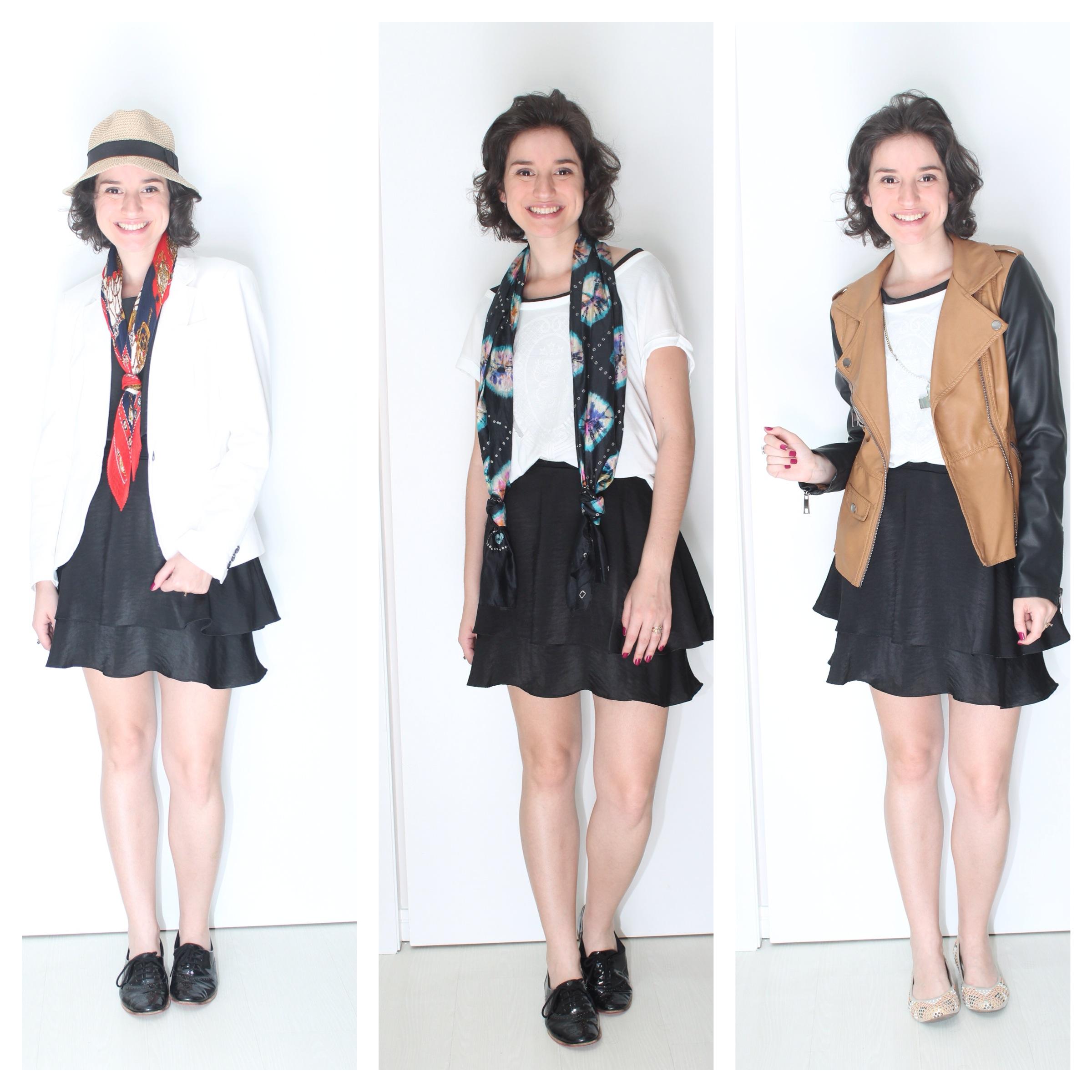manifesto ao repeteco 3 formas de usar vestido preto e ficar estilosa