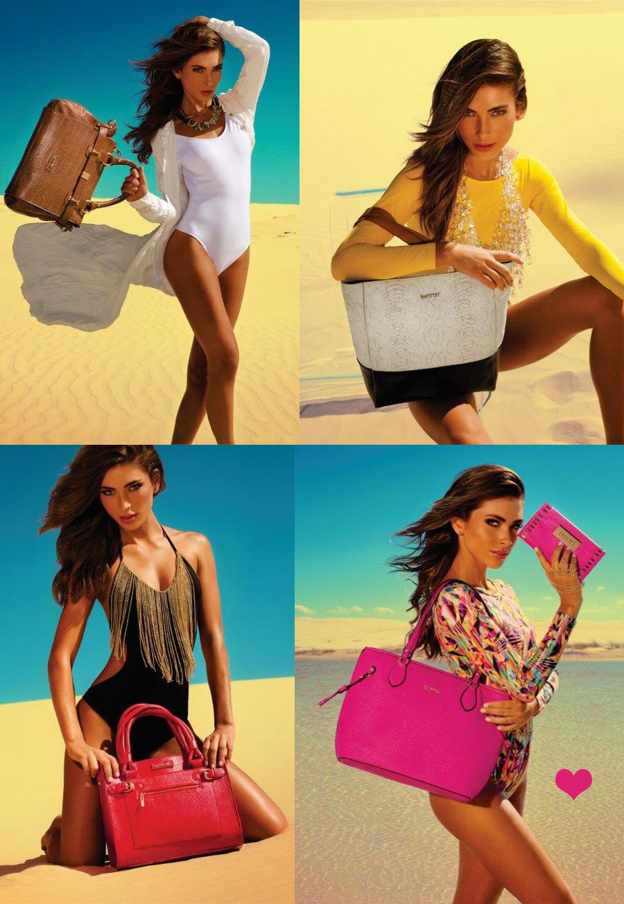 Coleção de verão 2015 bolsas Rafitthy