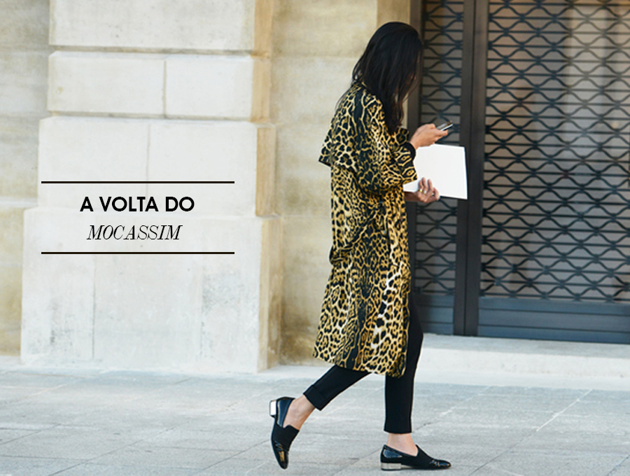 a volta dos mocassim - fashion blog