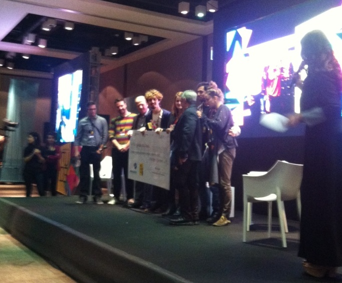equipe vencedora foto 3