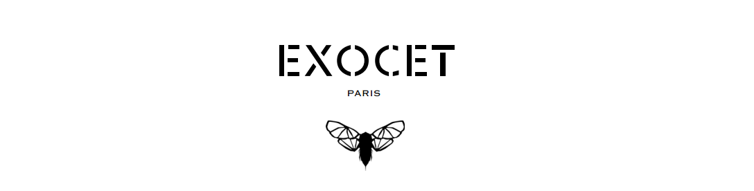 Bags EXOCET Paris Logo We Fashion Trends