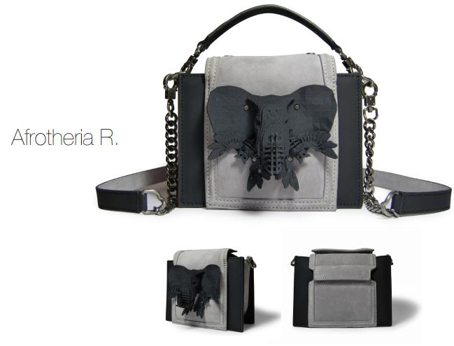 Bolsas com impressão 3D EXOCET Paris