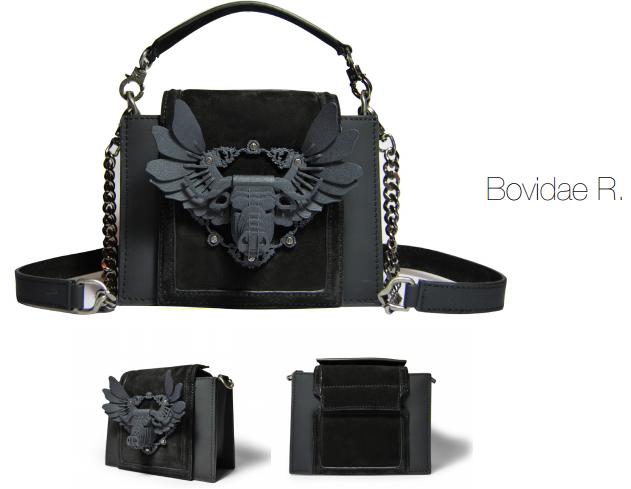Impressão 3D em bolsas da EXOCET