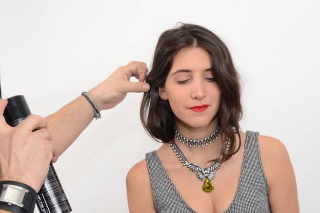 aprenda a deixar seu cabelo mais curto sem cortar
