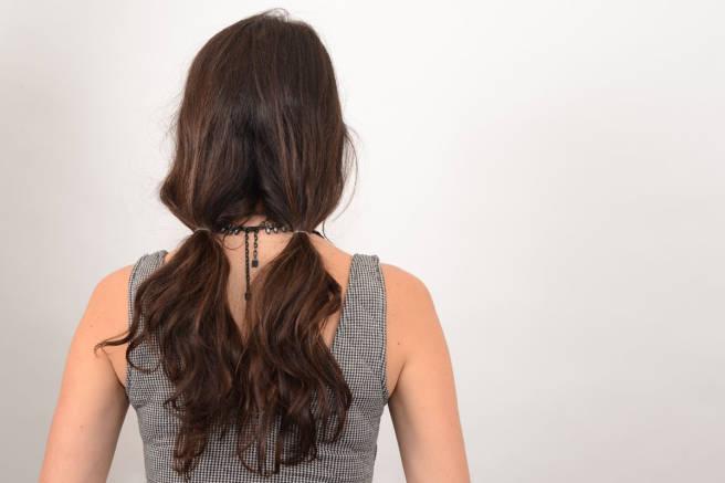 aprenda a fazer penteado falso chanel
