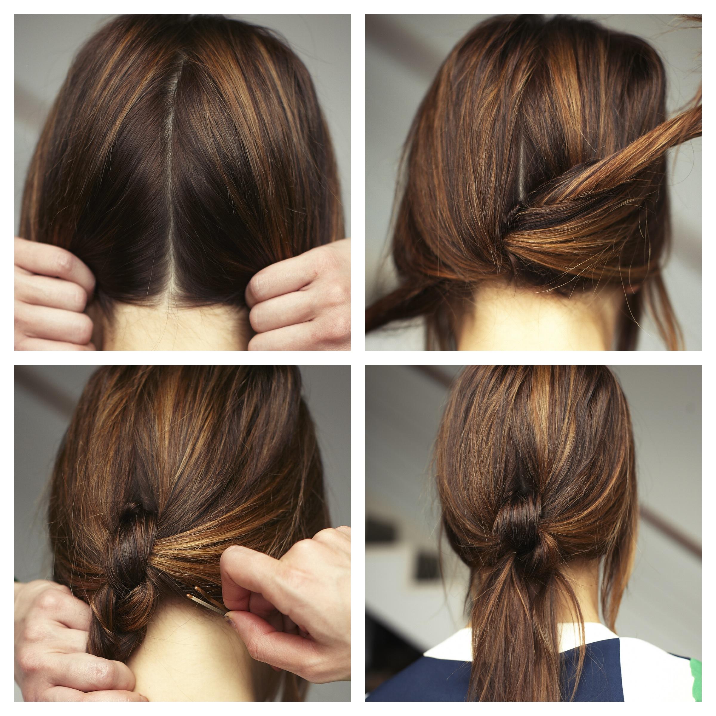 penteados chics para tentar agora mesmo