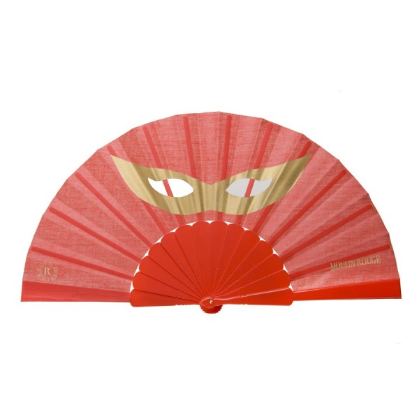Leque duvelleroy mask-hand-fan-moulin-rouge we fashion trends