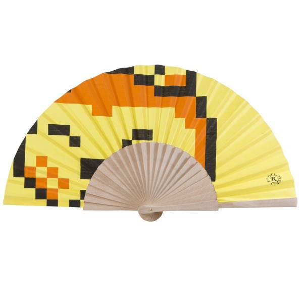 Leque duvelleroy tiger-hand-fan we fashion trends