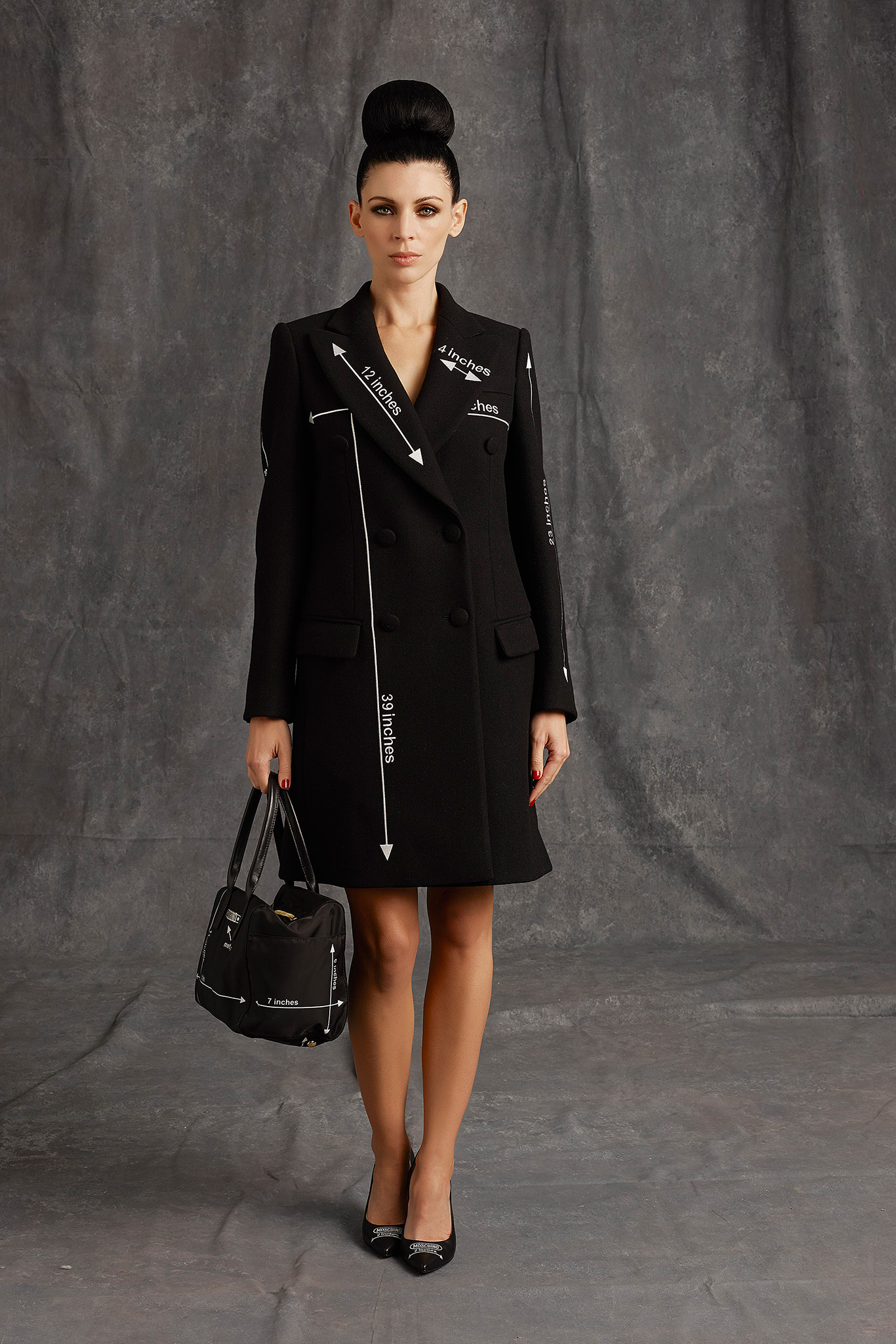 Moschino pre-fall 2015 we fashion trends por deisi remus
