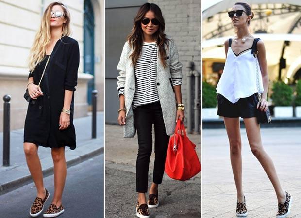 Tendência calçados e sapatos femininos inverno 2015 tênis yatch de bico fino