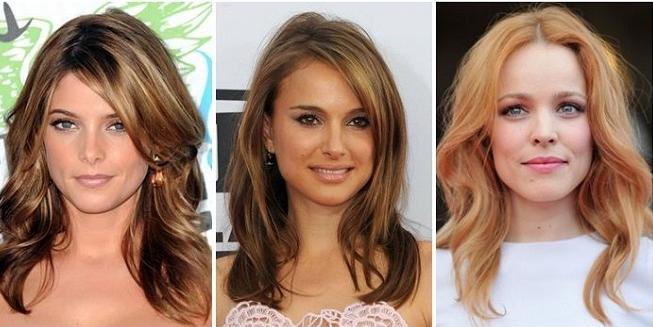 Tendências de Cabelos 2015  Cortes da Moda Verão  Fotos  cabelos médios