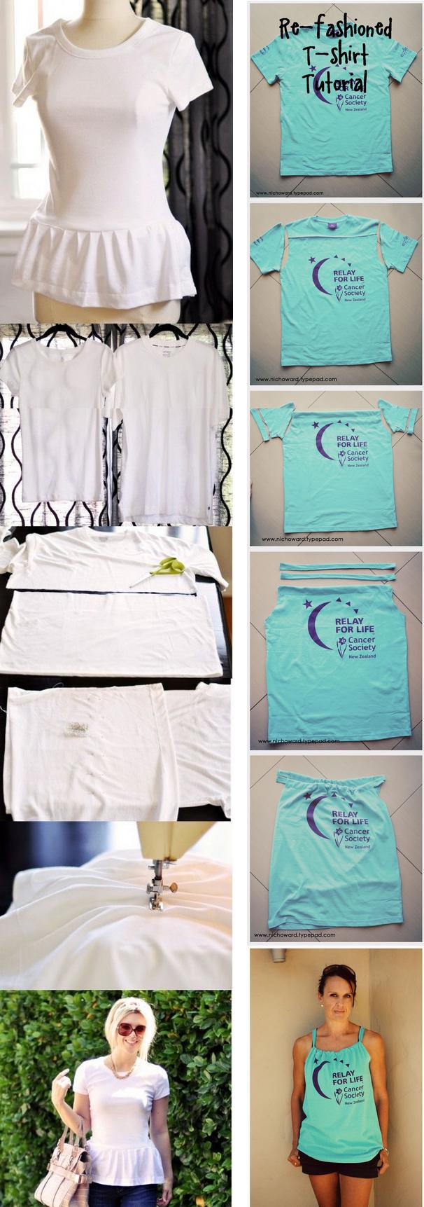 transforme suas camisetas em abadás estilosos para o carnaval 2015