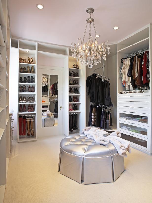 organize o guarda roupas da forma correta e sem complicação
