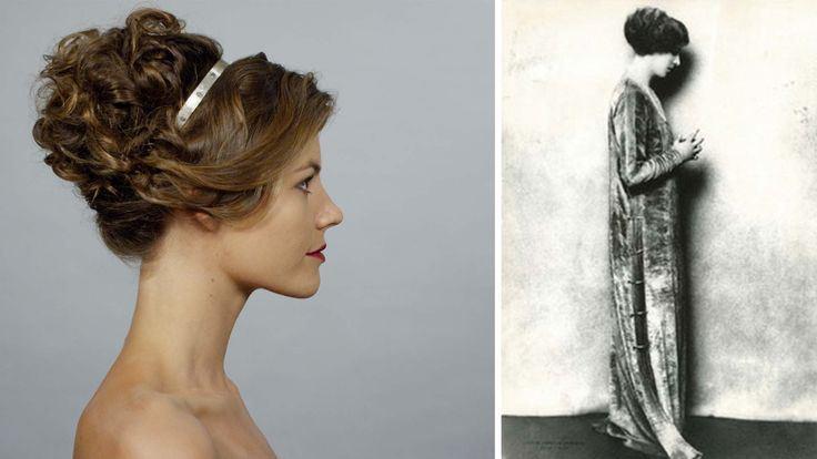 100 anos de beleza italiana em um minuto 1910s