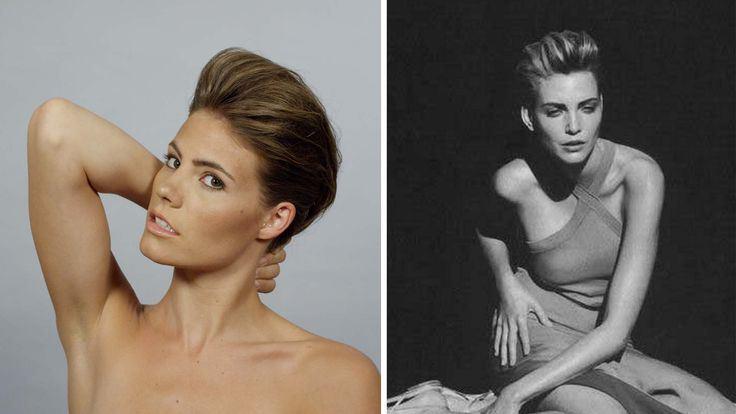 100 anos de beleza italiana em um minuto 1990s