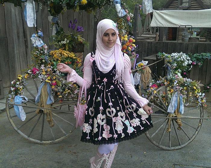 lolitas muçulmanas  2