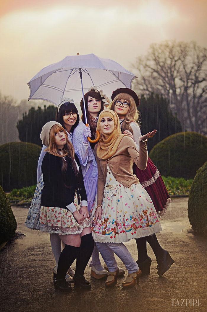 lolitas muçulmanas  4
