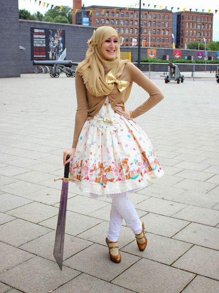 lolitas muçulmanas  6