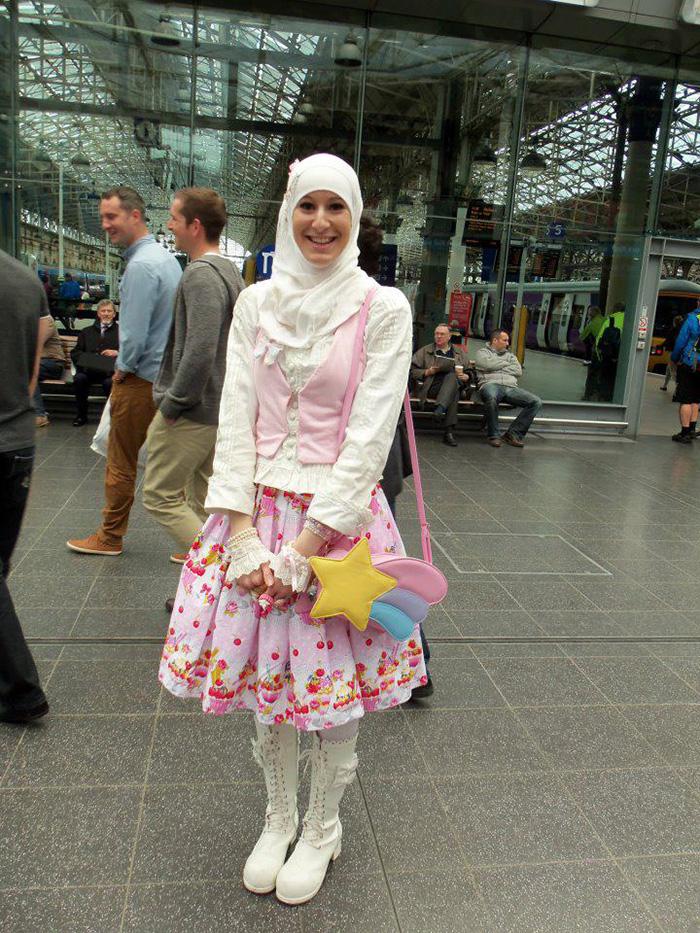 lolitas muçulmanas  8