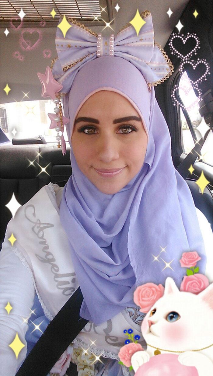 lolitas muçulmanas  9