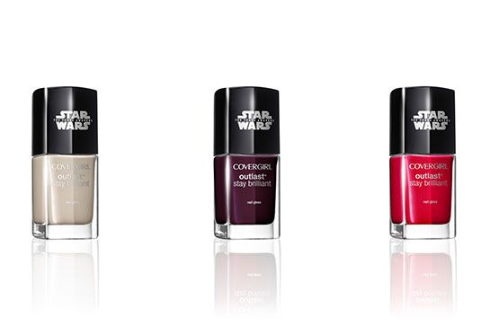 esmaltes covergirl star wars
