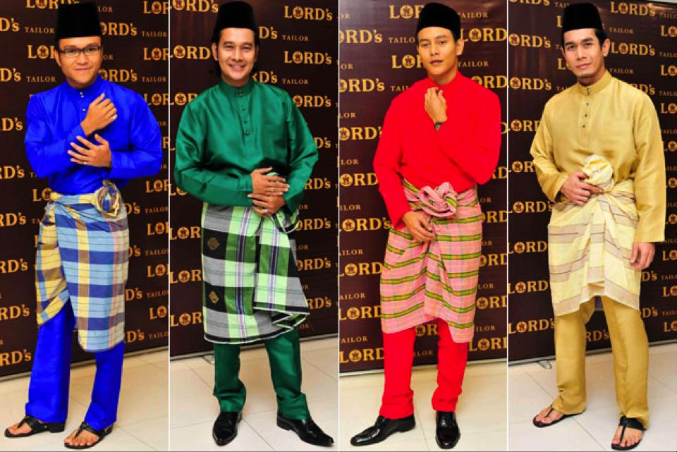 Moda na Malásia