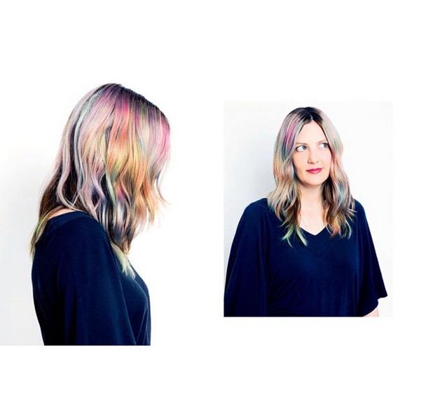 cabelo  opal hair