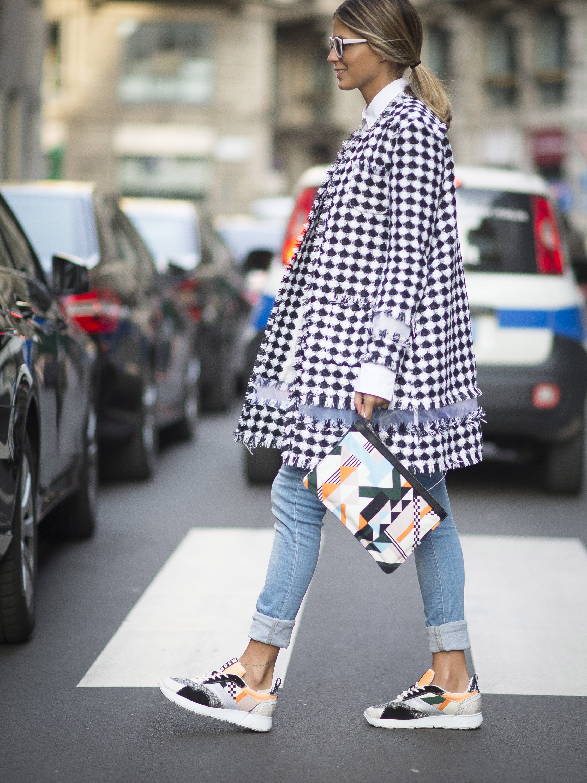 Street Style - Day 5 - MFW FW2015