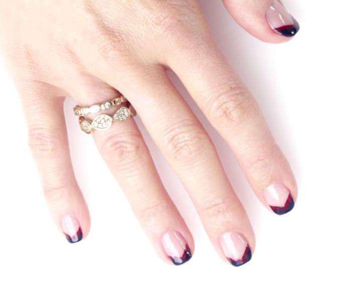 tutorial de nail art para unhas