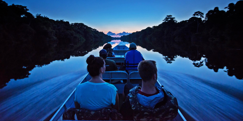 Arquipélago de Anavilhanas – Amazonas