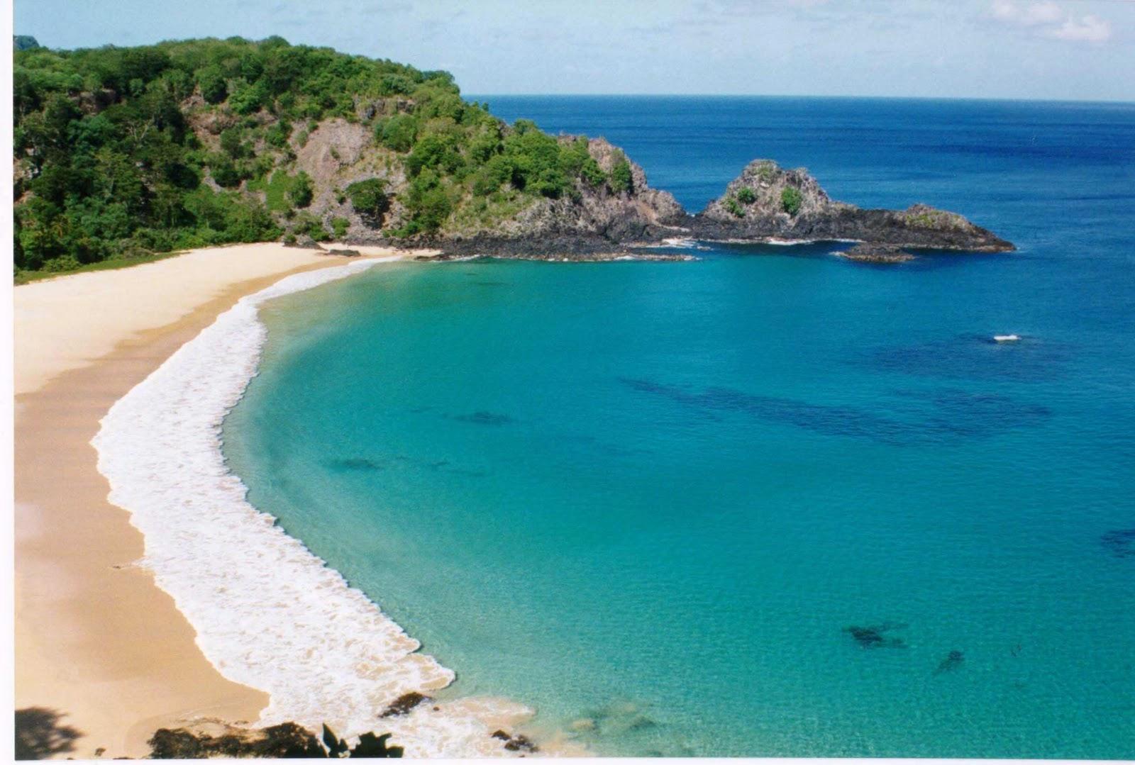 Baía do Sancho – Pernambuco
