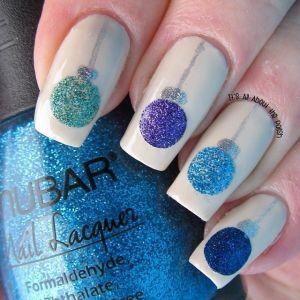 Nail art para usar no Natal 22