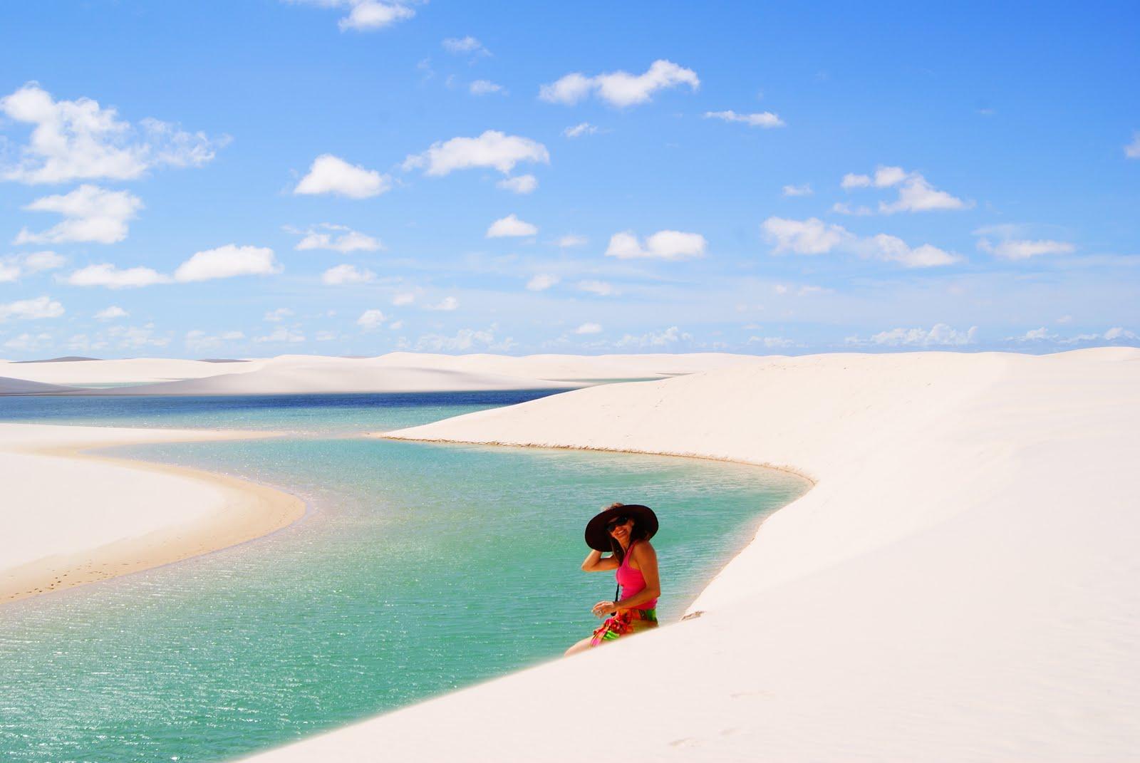 Parque Nacional dos Lençóis Maranhenses – Maranhão