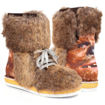 bota chewbacca star wars