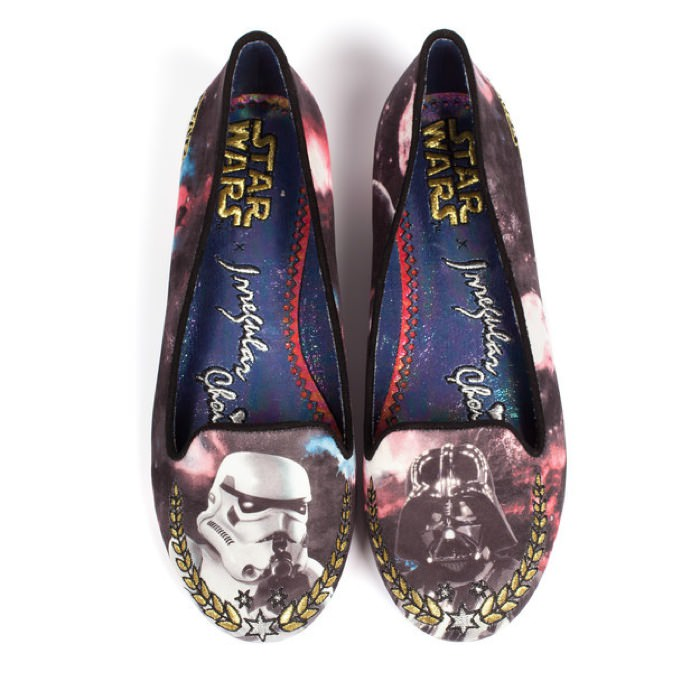 loafer feminino star wars