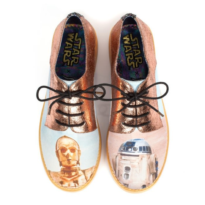 oxford feminino star wars
